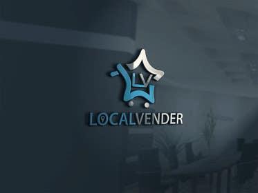 """Nro 49 kilpailuun Design a Logo for """"LocalVenedr"""" käyttäjältä alikarovaliya"""