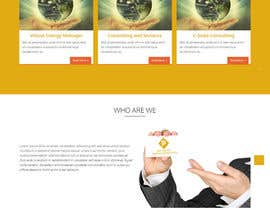 #12 para Create a Wordpress Template for Poyton Inc Energy Consulting por latheeshvmvilla