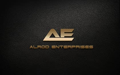 #95 for Design a Logo for AlRod Enterprises af Anatoliyaaa