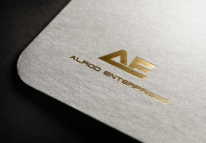 #97 for Design a Logo for AlRod Enterprises af Anatoliyaaa