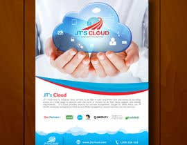 #16 for Design a Flyer for JT's Cloud af leandeganos