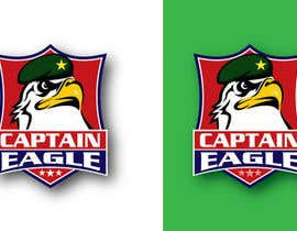 #44 for Design a Logo for CAPTAIN EAGLE af temoorskhan