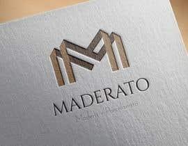 Nro 56 kilpailuun Design a Logo for MADERATO käyttäjältä hamiz2