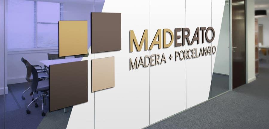 Penyertaan Peraduan #57 untuk Design a Logo for MADERATO