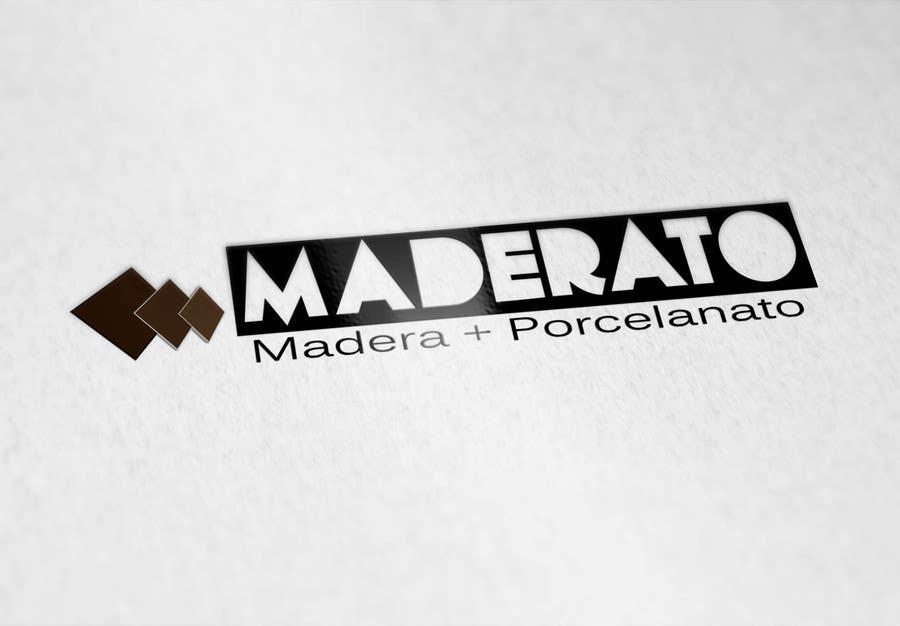 Penyertaan Peraduan #150 untuk Design a Logo for MADERATO