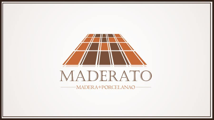 Penyertaan Peraduan #183 untuk Design a Logo for MADERATO