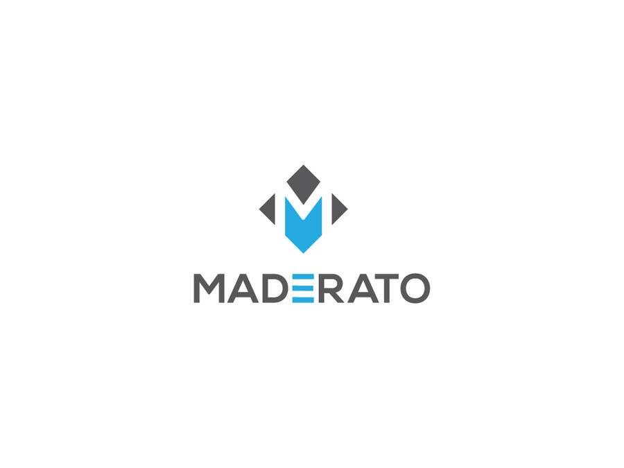 Penyertaan Peraduan #134 untuk Design a Logo for MADERATO