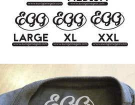 #5 untuk EGG Neck Label oleh sandrasreckovic