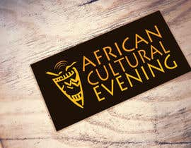 "#36 for Design a Logo for the ""African Cultural evening NY"" by rumyanamileva"