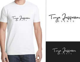 #147 for Design a Logo for Tonya Jaggassar Events by BrytenDesign