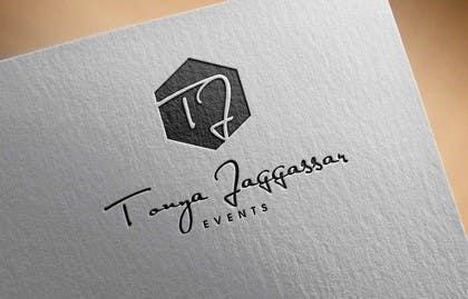 #143 cho Design a Logo for Tonya Jaggassar Events bởi eltorozzz