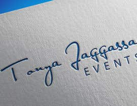 #127 for Design a Logo for Tonya Jaggassar Events by pupster321