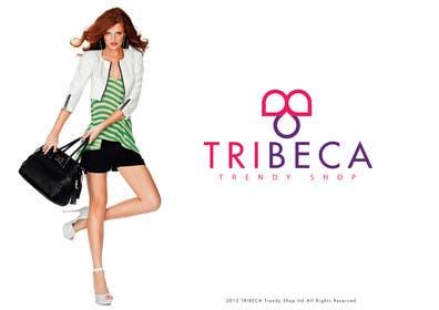 #3 untuk Design a Logo for TRIBECA Trendy shop oleh deztinyawaits