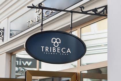 #5 untuk Design a Logo for TRIBECA Trendy shop oleh deztinyawaits