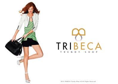 #20 untuk Design a Logo for TRIBECA Trendy shop oleh deztinyawaits