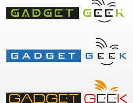 #43 for Design a Logo for GadgetGeek by luisdcarbia