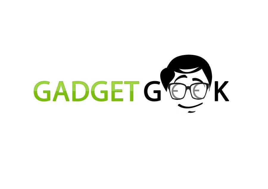 Kilpailutyö #56 kilpailussa Design a Logo for GadgetGeek