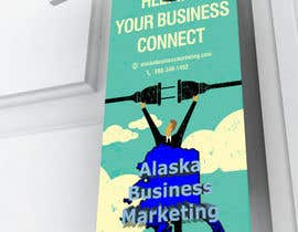 #8 for Design an Advertisement for Alaska Business Marketing by leandeganos
