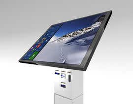 #34 for Design me a Product for Touch screen kiosk by fernandotv12