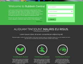#12 cho Design a Website Mockup for a rubbish removal aggregation website bởi aryamaity