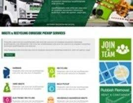 #15 cho Design a Website Mockup for a rubbish removal aggregation website bởi deep45