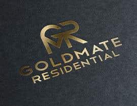 #6 untuk 设计徽标 for Goldmate Residential oleh GraphicOnline