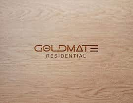 #55 for 设计徽标 for Goldmate Residential af chanmack
