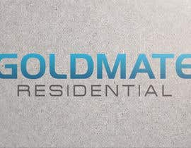 #61 for 设计徽标 for Goldmate Residential af chanmack