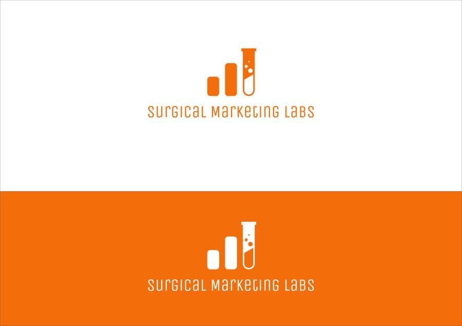 Kilpailutyö #35 kilpailussa Design a Logo for Surgical Marketing Labs