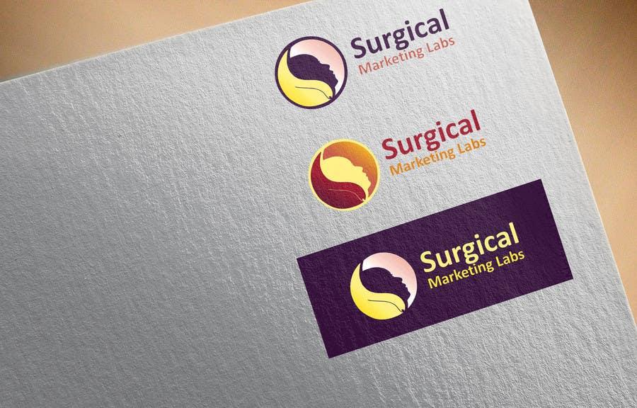 Kilpailutyö #14 kilpailussa Design a Logo for Surgical Marketing Labs