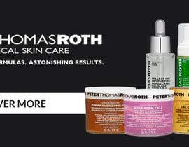 #32 for Design a Banner for Peter Thomas Roth by SarahDar