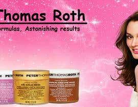#8 for Design a Banner for Peter Thomas Roth af QuickPhoto