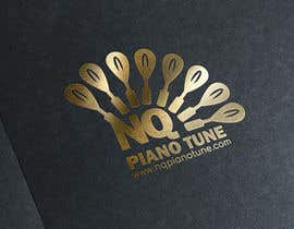 #25 para Design a Logo for NQ PIANO TUNE por ralfgwapo