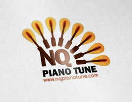 #26 para Design a Logo for NQ PIANO TUNE por ralfgwapo