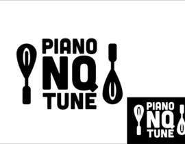 #3 para Design a Logo for NQ PIANO TUNE por NikWB