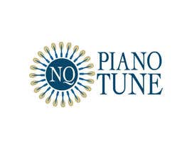 #9 para Design a Logo for NQ PIANO TUNE por sadekahmed