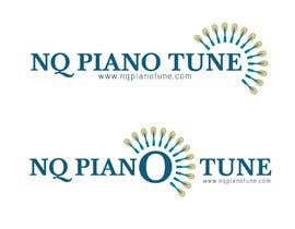 #15 para Design a Logo for NQ PIANO TUNE por sadekahmed