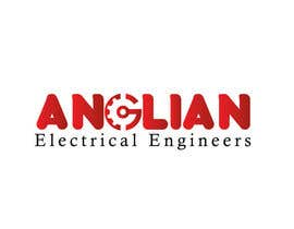 #7 untuk Design a Logo for Anglia Electrical Engineers oleh logoghost