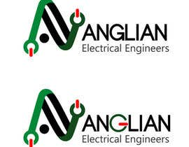 #2 untuk Design a Logo for Anglia Electrical Engineers oleh angellika