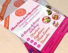 #19 para Design a Flyer for a Cooking Class por anshulbansal53