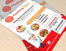 #13 para Design a Flyer for a Cooking Class por dpk2877
