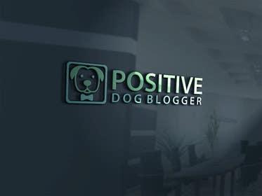 Nro 22 kilpailuun Design a Logo for Positive Dog Blogger käyttäjältä alikarovaliya