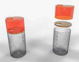 #2 untuk Do some product design for protein bottle oleh marthakprashant