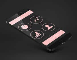 #23 cho Design an App Mockup for a sales and stock control mobile app bởi GhostFreek