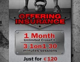 #29 for Ontwerp een Advertentie for Crossfit Hasselt af suranjan89