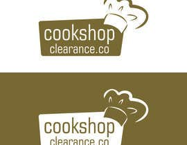#44 for Design a Logo for www.cookshopclearance.co.uk af ProDesigners8