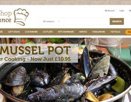 #4 for Design a Logo for www.cookshopclearance.co.uk af roberisha