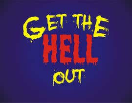 lahirusenarathne tarafından Design a Logo for an escape game named 'Get The Hell Out' için no 19