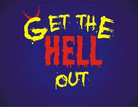 lahirusenarathne tarafından Design a Logo for an escape game named 'Get The Hell Out' için no 22