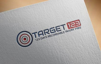 #25 for Design a Logo for Target 123 af alikarovaliya